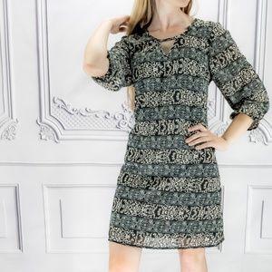 Indulge Animal Print Shift Dress